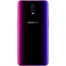 Oppo R17 Back Cover with Camera Lens [Purple]