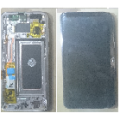 Samsung Galaxy S8 LCD and Touch Screen Assembly with frame [Gold]