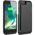 Power Case for iPhone 6P/7P/8P 10,000 mAh [Black]