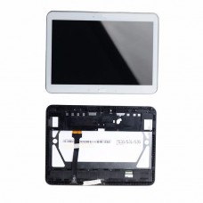 Samsung Tab 4 10.1 SM-T530 LCD with Touch Screen [White]
