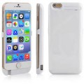 Smart Battery Case for iPhone 6/7/8 3,800 mAh [White]