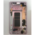 Samsung Galaxy Note 9 LCD and Touch Screen Assembly with frame [Lavender Purple]