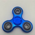 Electroplated Fidget Spinner [Blue]