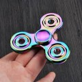 Rainbow Fidget Spinner, Metal