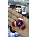 The Captain America Tripod Hand Spinner
