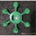 SpiderMan Hexagon Hand Spinner [Green]