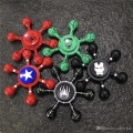 SpiderMan Hexagon Hand Spinner [Black]