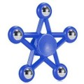 Five-pointed Star Fidget Spinner [Blue]- High quality ball bearing
