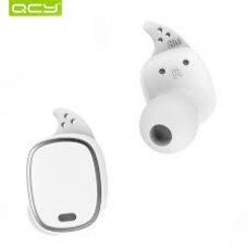 QCY Stereo Bluetooth Earphones Ti Pro [White]
