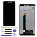 Nokia 6.1 2018 LCD and Touch Screen Assembly [Black]