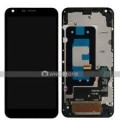 LG Q6 Touch Digitizer and LCD Display Assembly [Black]