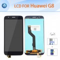 Huawei G8 LCD Screen + Touch Screen Digitizer Assembly [Black]