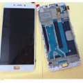 Oppo R9 Plus LCD and Touch Screen with Frame Assembly [White][TFT Screen]