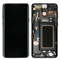 Samsung Galaxy S9 Plus SM-G965X LCD and Touch Screen Assembly with frame [Titanium Gray]