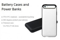 Power Cases & Power Banks