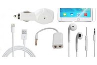 Cables, Chargers, Handsfree & Car Holder