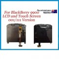 BlackBerry Bold Touch 9900 LCD and Touch Screen Assembly 001