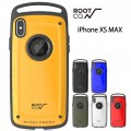 Root Go Case for iPhone XS Max [Yellow]