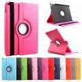 360 Color Leather Case For iPad Air 2 [Pink]