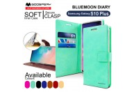 Goospery BLUEMOON DIARY Case for Samsung S10 Plus