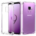 Air Bag Cushion DropProof Crystal Clear Soft Case Cover For Samsung Galaxy S9P
