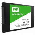 WD WDS120G1G0A 120GB Green, 2.5 Form Factor, SATA Interface