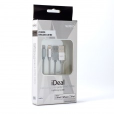 Verico iDeal Lightning Charge & Sync Apple Certified Cable 1m