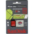 SanDisk 32GB Ultra microSDHC 98 Mbps Class 10