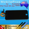 iPod Touch 5th & 6th Gen LCD and Touch Screen Assembly [Black] For all models