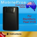 BlackBerry Pearl 3G 9100 Back Cover