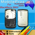 BlackBerry Torch 9800 Housing [Black]