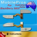 BlackBerry Torch 9800 Upper Keyapd Flex