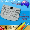 BlackBerry Bold Touch 9900 Keypad with Trackpad [White]