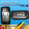 BlackBerry Torch 9860 Full Housing [Black]
