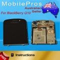 BlackBerry Q10 LCD and Touch Screen Assembly 001/111 version