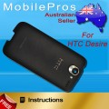 HTC Desire G7 back cover [black]
