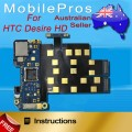 HTC Desire HD main flex cable