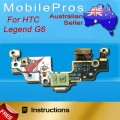 HTC Legend G6 A6363 Charging port with flex cable