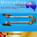 HTC One X Volume Button Flex Cable with Mic