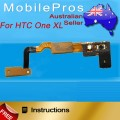 HTC One XL Power Button with Proximity Sensor Flex Cable
