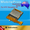 HTC Sensation XL sim card reader with flex cable