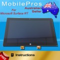 Microsoft Surface RT LCD and Touch Screen Assembly [Black]