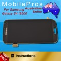 Samsung Galaxy S4 i9500 i9505 i9506 i9507 LCD and Touch Screen Assembly [Black]