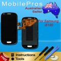 Samsung Galaxy S3 Mini i8190 LCD and touch screen assembly [Blue]