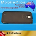 Samsung Galaxy S4 i9500 Back Cover [Grey]