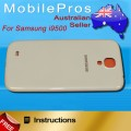 Samsung Galaxy S4 i9500 Back Cover [White]
