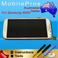 Samsung Galaxy S4 i9500 LCD and Touch Screen Assembly with Frame [White] *NOT FIT i9505*