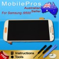 Samsung Galaxy S4 i9500 i9505 i9506 i9507 LCD and Touch Screen Assembly [White]