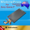 Sony Xperia P LCD and touch screen assembly