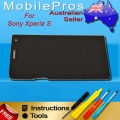 Sony Xperia S LCD and touch screen assembly